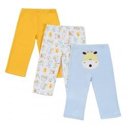 Комплект одежды 6 предметов жёлтый  (арт. O-045)