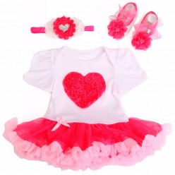 Комплект одежды Сердце (арт. O-018)