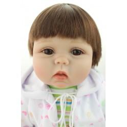 Реборн кукла  пухлик девочка (арт. 8-6)