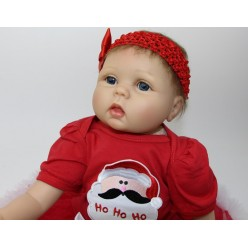 Reborn кукла в красном (арт. 8-14)