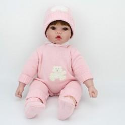 Куколка в зимнем костюмчике (арт. 6-3)