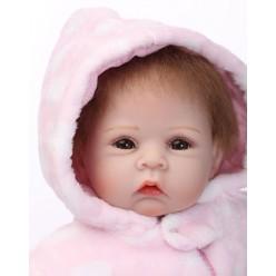 Кукла  reborn плюш (арт. 9-17)