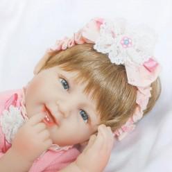 Реборн младенец малышка (арт. 11-32)