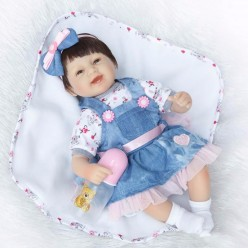 Реборн младенец малютка (арт. 11-33)