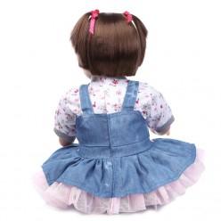 Кукла  reborn  с бантиками (арт. 11-18)