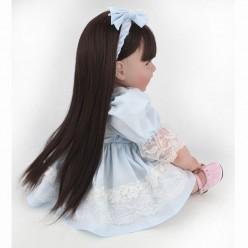 Reborn с длинными волосами (арт. 11-21)