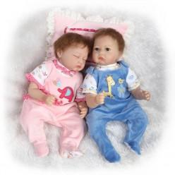 Реборны близнецы