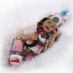 Этническая кукла  Смешинка (арт. 11-17)
