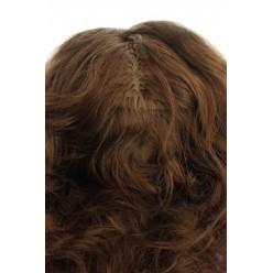 Реборн с длинными волосами ( не парик)  (арт. 3-2)