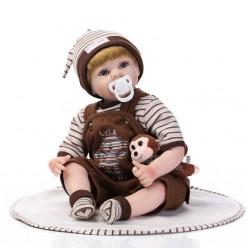 Кукла  с обезьянкой (арт.1-25)