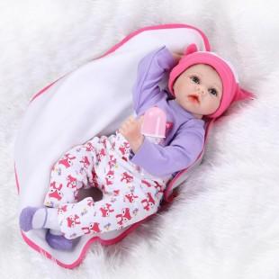 Кукла  reborn  Лисенок