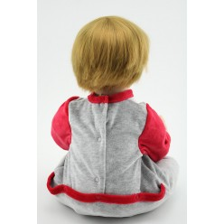 Reborn кукла  со стрижкой (арт.1-27)
