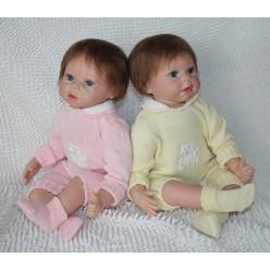 Reborn кукла близняшки (арт.1-12)