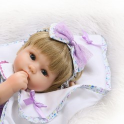 Маленькая кукла реборн (арт. 20-42)