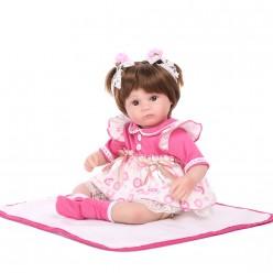 Маленькая кукла реборн (арт. 20-44)