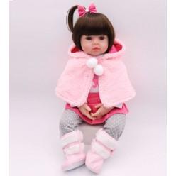 Реборн кукла с хвостиком