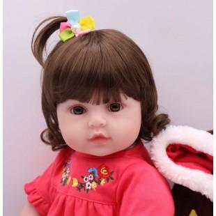 Кукла реборн девочка