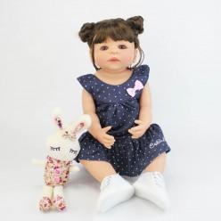 Реборн кукла с кудряшками (арт.2-109)