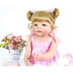 Полностью силиконовые куклы реборн (арт.2-104)