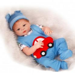 Мальчик Майкл с машинкой (арт.2-41)