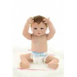 Кукла  реборн без одежды (арт.2-31)