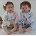 Куклы реборн Близняшки (арт. 01-2)