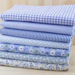 Набор  ткани для тильд и шитья  25х25 см