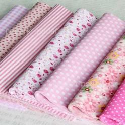Набор  ткани для тильд и шитья  50х50 см