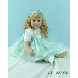 Кукла  принцесса Бирюза (арт. 18-2)